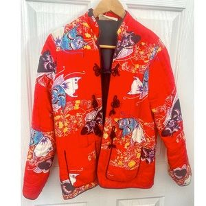 Vintage Chinese jacket by Diane Richards